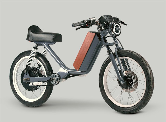 Onyx Motorcycles City ebike