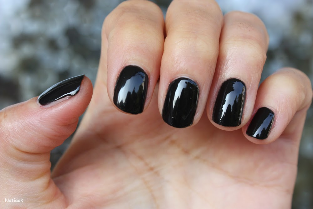 Vernis à ongles  Nails and co  Noir numéro 14
