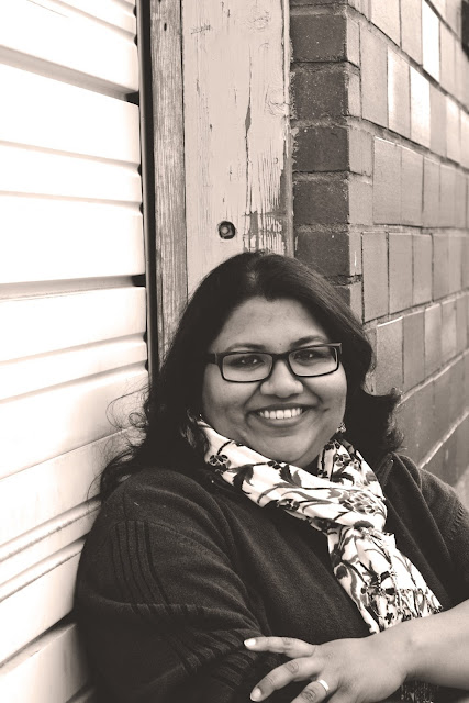 Interview with author Sayantani Dasgupta