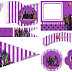 Descendientes: Mini Kit para Imprimir Gratis.