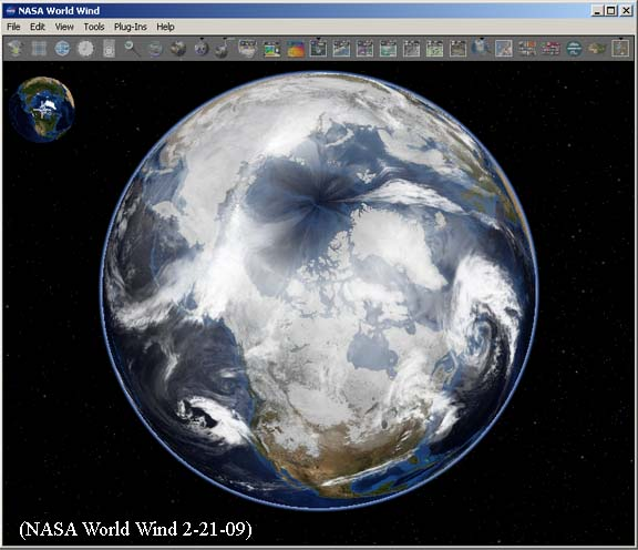 hacked nasa hollow earth - photo #43