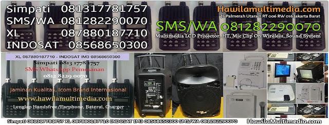 Tempat jasa Sewa HT dan Rental Handy Talky harga murah di Slipi