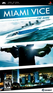 Download Miami Vice The Game PSP PPSSPP