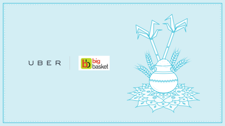 Celebrate Pongal with Uber and Bigbasket for Free