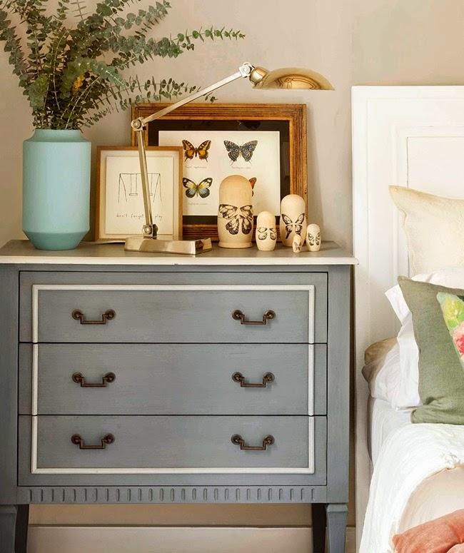Pembe yast k ev dekorasyonu blogu ve dekorasyon nerileri komidin rnekleri - Comodas pintadas ...