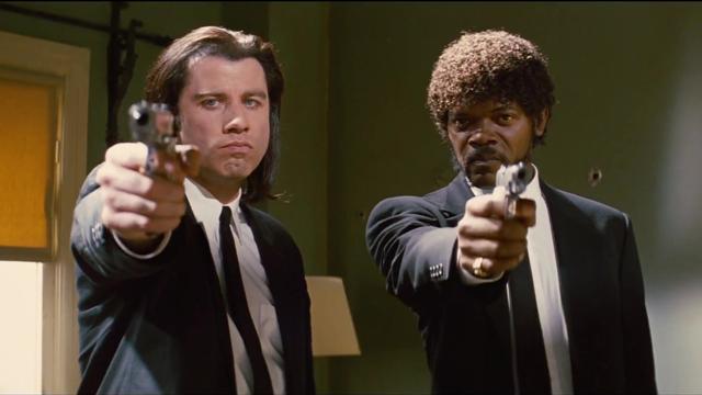 Resident Film Snob Happy Birthday To Pulp Fiction