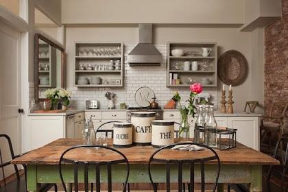 17 Charming Farmhouse Kitchen Designs You'll Love