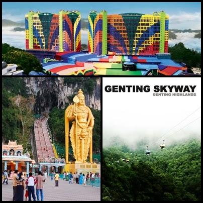 Paket Tour Malaysia Murah