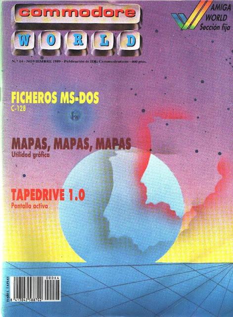 Commodore World #64 (64)