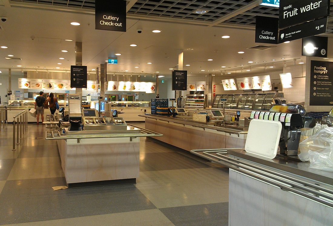 ikea restaurant springvale by benny eat and be merry crew. Black Bedroom Furniture Sets. Home Design Ideas