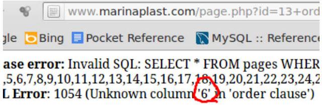 الشامل في اختراق المواقع - الحقن اليدوي SQL INJECTION