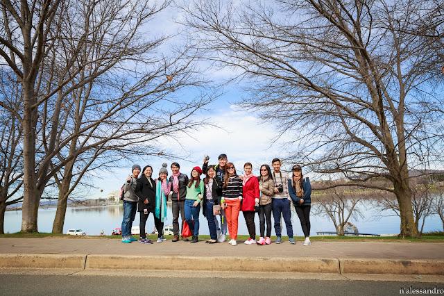 KỲ 7: AUSTRAILIA ĐI BỤI-CANBERRA Thủ đô yên bình