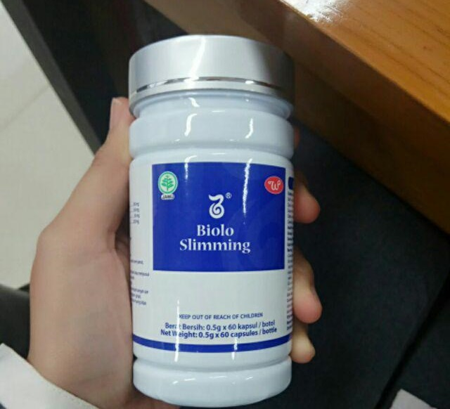 WSC Biolo World Slimming Capsules