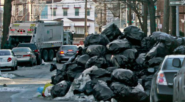 Reasons of Hiring the NYC Garbage Removal Services