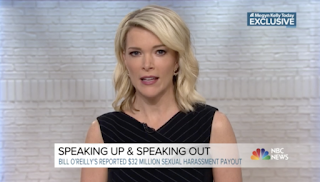 Megyn Kelly Calls Out Bill O'Reilly, Fox News Executives on Harassment