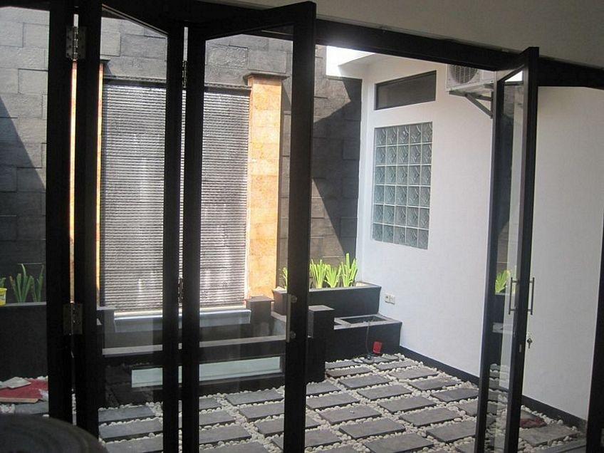 pintu aluminium lipat 2
