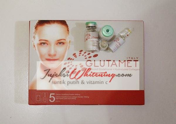Glutamet Injection Italy