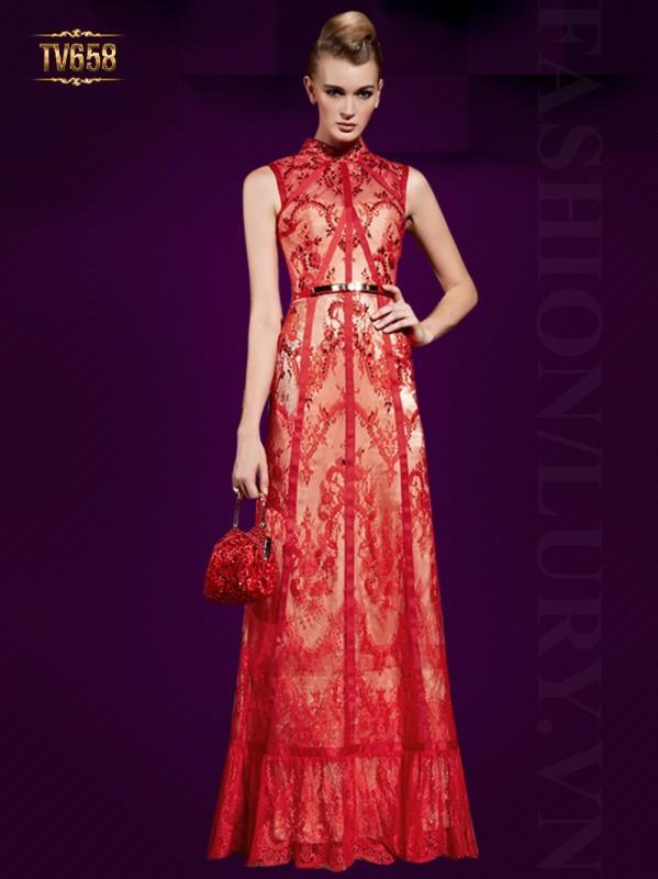 Bộ sưu tập những mẫu váy đầm dạ hội trung niên sang trọng,đẳng cấp