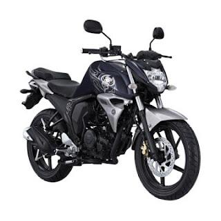Dealer Motor Yamaha Byson FI Murah di Solo Metal