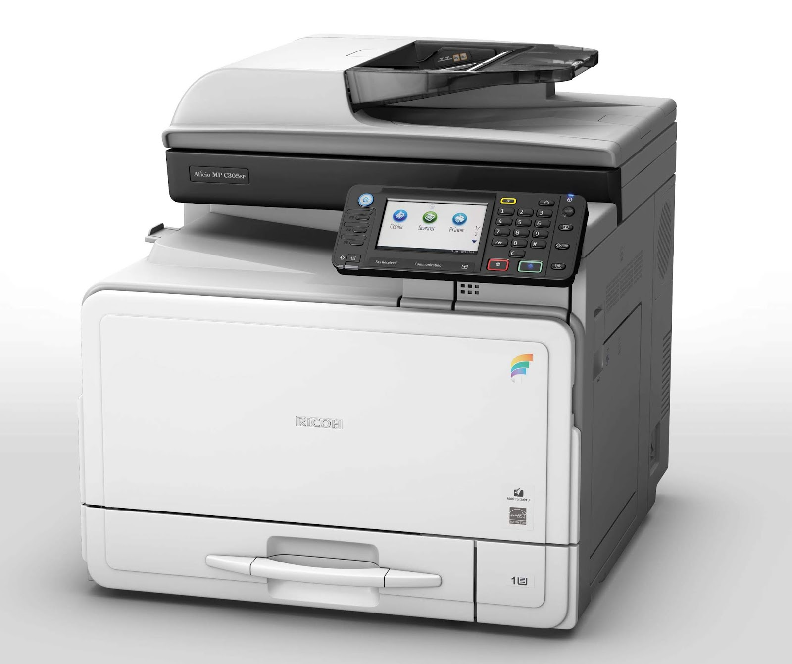 Ricoh Driver Printer Download: Ricoh Aficio MP C305SP Driver Windows ... Choose full driver and software package because it can indicated what the  main problem of your printer. there are several driver of Ricoh Aficio MP  ...