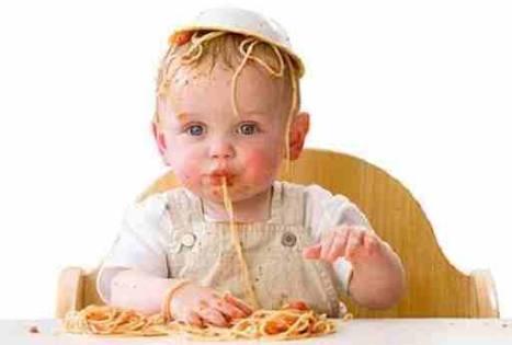 أكلات تفتح شهية الأطفال