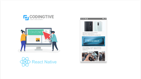 Tutorial React Native Membuat Aplikasi Berita