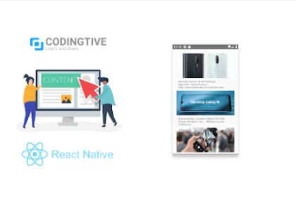 Tutorial React Native Cara Mudah Membuat Aplikasi Berita