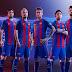 قميص برشلونة 2017 الجديد ، الكشف عن طقم برشلونة الجديد في الدوري الاسباني 2016/2017 موسم 1438