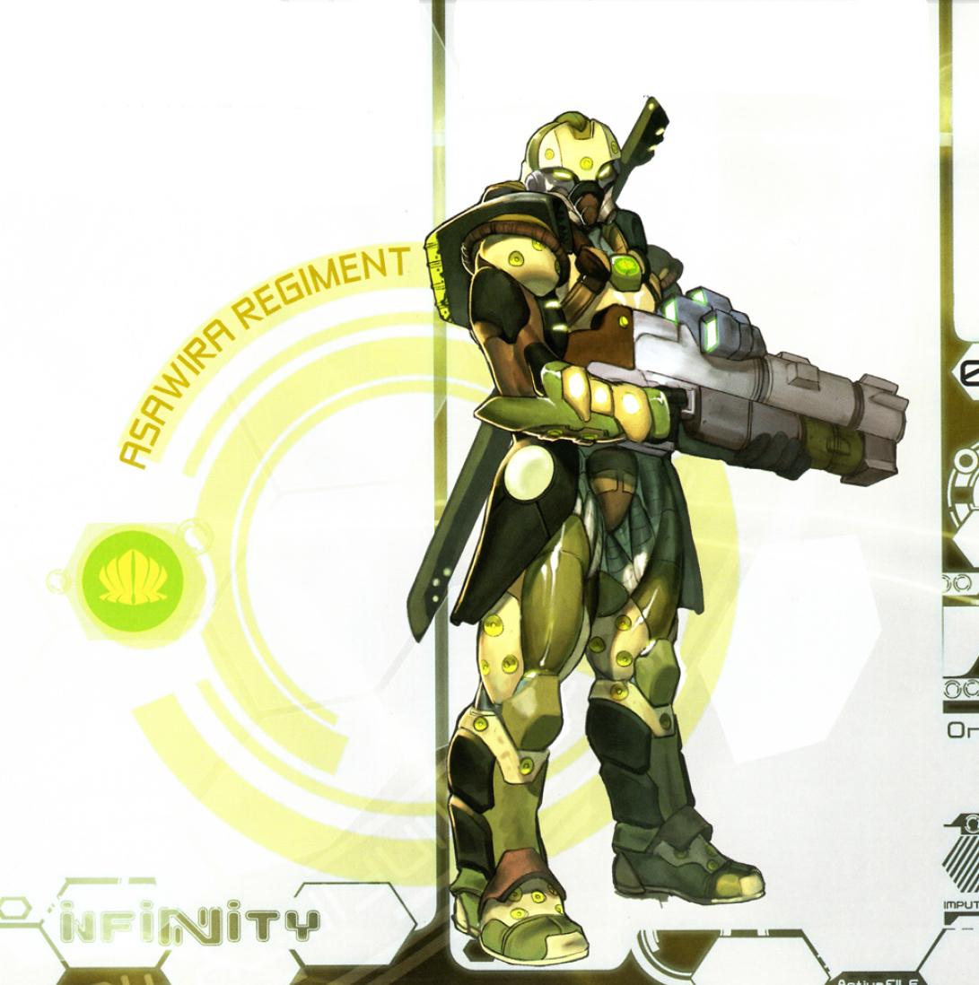 El Descanso del Escriba: Infinity RPG:Encuesta y ultimo pack de