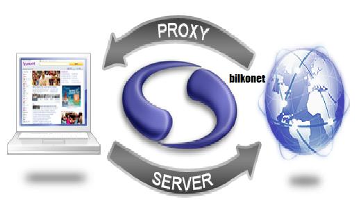 Apa Itu Proxy Dan Apa Kegunaaan Proxy ?