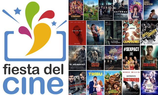 Películas en la Fiesta del Cine en Barakaldo