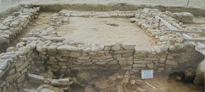 Ένας προϊστορικός οικισμός της περιόδου της χαλκοκρατίας σε νησίδα της Λήμνου