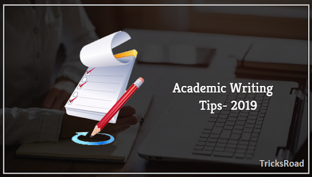 academic writing guide for writing lit review in 2019