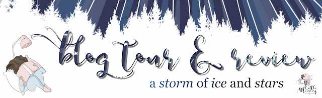 Blog Tour & Review: A Storm of Ice and Stars by Lisa Lueddecke