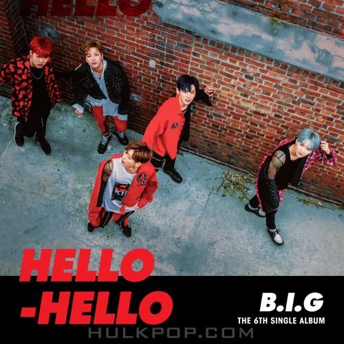 B.I.G – HELLO HELLO – EP