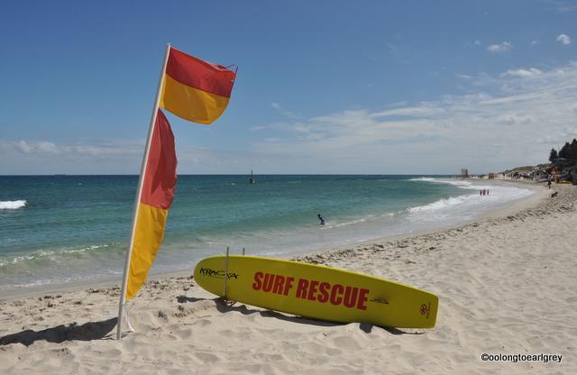 Surf Recue, Cottesloe Beach, Western Australia