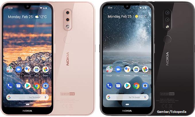 Nokia 4.2 Spesifikasi Dan Harga