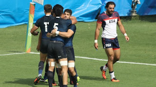 Debut y triunfo en Rio