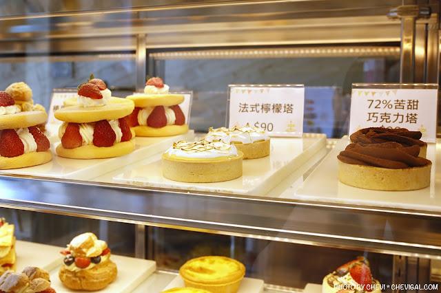 MG 1029 - 熱血採訪│卷卷蛋糕,網路人氣名店烏日實體店面新開幕!來吃甜點就送飲料超貼心!