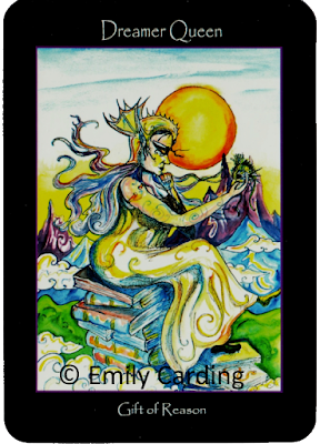 Tarot of the Sidhe Dreamer Queen
