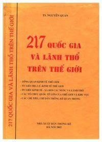 217 Quốc Gia Và Lãnh Thổ Trên Thế Giới - Nguyễn Quán