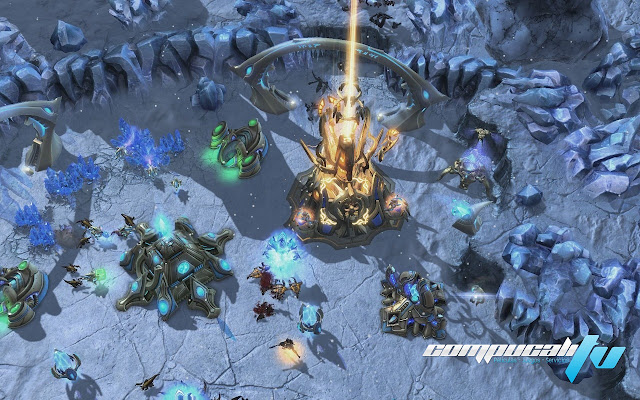 StarCraft II Heart of the Swarm PC Expansion FLT