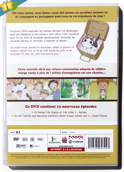 volume 3 du dessin animé Chi une vie de chat : Amuse-toi avec Chi !