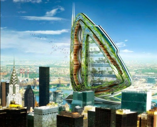 ARCHITECTURE OF THE FUTURE (ECOLOGIST)