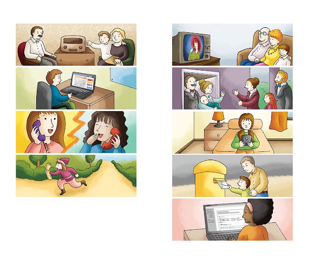 Social Science ByMe, Macmillan, ilustracion de libro de texto, ilustracion infantil, ilustracion didactica, libro de texto