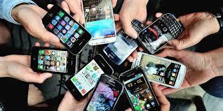 akilli telefonlar