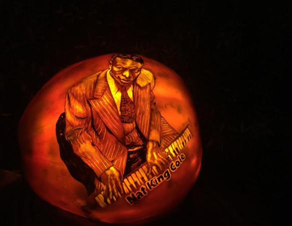 Nat King Cole Jack O Lantern