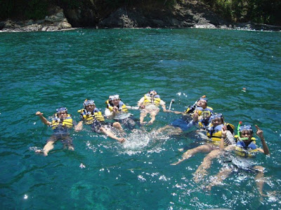 Snorkeling pantai bolu2
