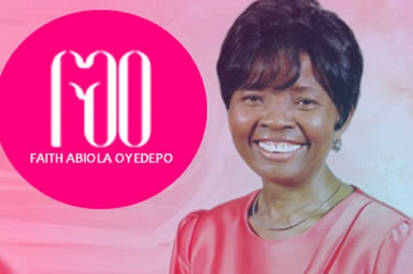 Pastor Faith Oyedepo  topic- The Power of Hospitality (3)