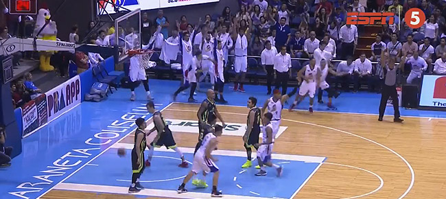 Magnolia def. GlobalPort, 96-81 (REPLAY VIDEO) February 16